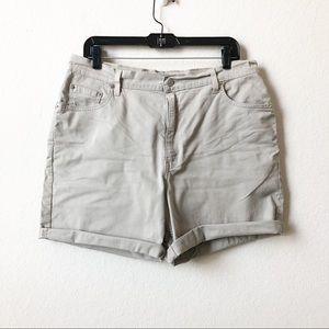 Vintage Y2K Levi's 550 Relaxed Fit Bermuda shorts